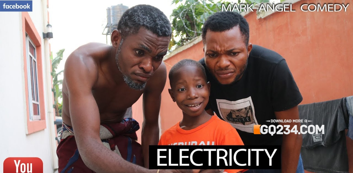 Emmanuella x Denilson Igwe x Mark Angel Comedy – Electricity | Episode 117